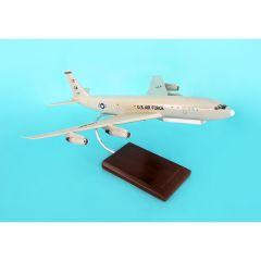 E-8C USAF JOINTSTAR 1/100 (CC008TR) Mahogany Model