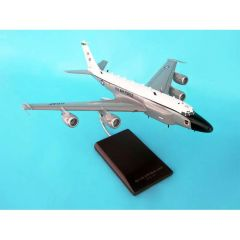 RC-135v/W (new/Large Engines) Rivet Joint 1/100 (CK135vt)  Mahogany Aircraft Model
