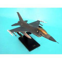 F-16c Falcon 1/32 (CF016ct) Mahogany Aircraft Model