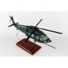 HH/MH-60g Pavehawk 1/40 (HHMH60t)  Mahogany Aircraft Model