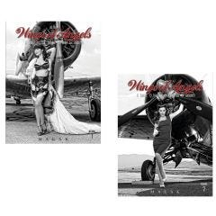 Wings of Angels Vol.1 and Vol.2 Complete Set