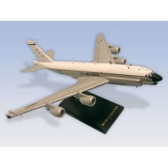 RC-135u Combat Sent (new Engines/Large) 1/100 (CK135ut)  Mahogany Aircraft Model