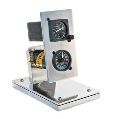 727 Percent RPM and Pressure Ratio Indicator