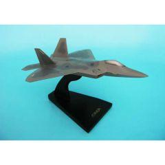 F-22 Raptor 1/72 (CF0222tr)  Mahogany Aircraft Model