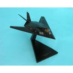 F-117a Blackjet 1/72 (CF117tp)  Mahogany Aircraft Model