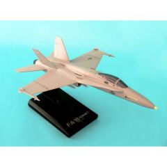 F/A-18a Usn Hornet 1/48 (CF018tp)  Mahogany Aircraft Model