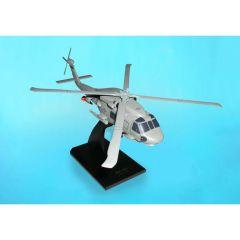SH-60b Seahawk 1/48 (HV60btr) Mahogany Aircraft Model