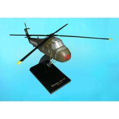 UH-34D (HUS-1) Seahorse Usmc 1/48 (HUH34dt) Mahogany Aircraft Model