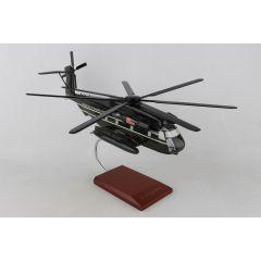CH-53E SIKORSKY PRESIDENTIAL 1/48 (HCH53T) Mahogany Model
