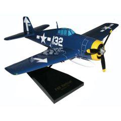 F6F-5 Hellcat Usn 1/48 (AF6ftr)  Mahogany Aircraft Model