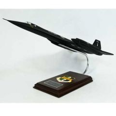 SR-71 Blackbird Signed by Bob Gilland Model