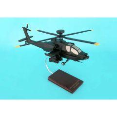 AH-64D Apache 1/32 Longbow (HA64dlt)  Mahogany Aircraft Model