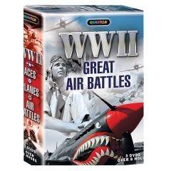WWII: Great Air Battles 3-DVD Set