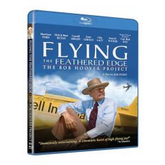 Flying the Feathered Edge Blu-Ray (unsigned)