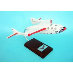 Space Ship One 1/20 (KZSS1t)  Mahogany Aircraft Model