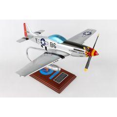 P-51D MUSTANG GLAMOROUS GLENNIS 1/24 (**) (AP51GTS)