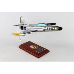 F-94c Starfire 1/32 (CF094te) Mahogany Aircraft Model