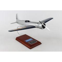 Hughes 1-B 1/20 (KH1bte) Mahogany Aircraft Model