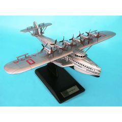 Dornier Do-X Flying Boat 1/100 (KDO10te) Mahogany Aircraft Model