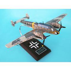 ME-110C (BF-110C) 1/32 (FGM110TE) Mahogany Model