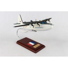 Sunderland Mkiii Seaplane 1/72 (fbsfbte) Mahogany Aircraft Model