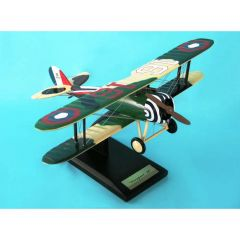 Nieuport 28 Fighter 1/20 (FFN28te)  Mahogany Aircraft Model