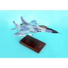 MIG-29 FULCRUM 1/48TH (FRM29T) Mahogany Model