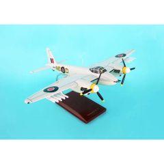 Fb Vi Mosquito Raf 1/32 Mahogany Aircraft Model