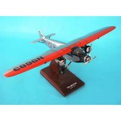 American AT-5c Trimotor 1/48 (KAT5caat) Mahogany Aircraft Model