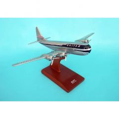 United B-377 1/100 (KB377uat) Mahogany Aircraft Model