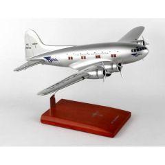 Pan American B307 1/72 (K307pat) Mahogany Aircraft Model