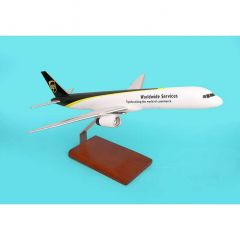 UPS B757-200f 1/100  Mahogany Aircraft Model