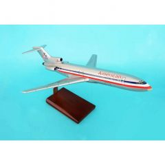 American 727-200 1/100 (KB727aatr)   Aircraft Model
