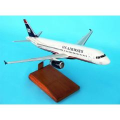 Usairways A320-200 (nc) 1/100 (KA320usatr)  Aircraft Model