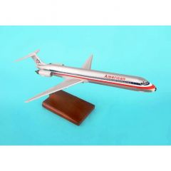 American MD-80 1/100 (KMMD80aatr)  Aircraft Model