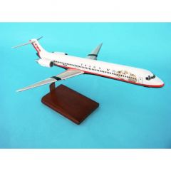 Twa MD-80 1/100 New Livery (KMMD80twatr)   Aircraft Model