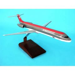 Northwest MD-80 1/100 90's Livery (KMMD80nwtr)  Aircraft Model