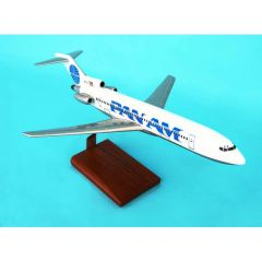 B727-200 Pan Am 1/100 (KB727patr)  Aircraft Model