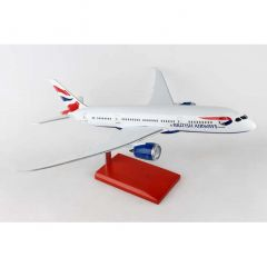 British Airways 787-8 1/100  Aircraft Model