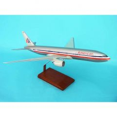 American 777-200 1/100 Old Livery (KB777aatr)  Aircraft Model