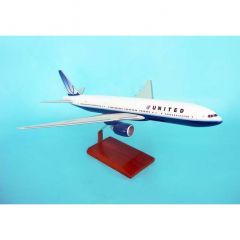 United 777-200 1/100 2009 Livery (KB777UA2tr)  Aircraft Model