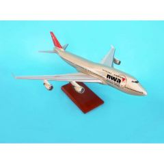 Northwest 747-400 New Livery 1/100 (KB747nwtr)  Aircraft Model