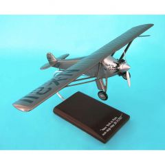 Spirit Of St. Louis 1/32 (krt) Mahogany Aircraft Model