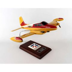Cessna 310 Song Bird 1/32 (KC310sb) Mahogany Aircraft Model