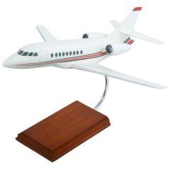 Falcon 2000 Marquis Jet 1/48 (KF2000mj)  Mahogany Aircraft Model