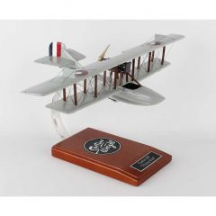 Curtis Mf Flying Boat 1/34 (mxfb)  Mahogany Aircraft Model