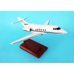 Hawker 800 Xp Execujet 1/48 (KH800tr) Mahogany Aircraft Model