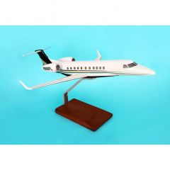 Embraer Legacy Flight Options 1/48 (keltr) Mahogany Aircraft Model
