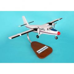 Dehavilland Twin Otter 1/40 Mahogany Aircraft Model
