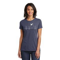 Women's Extra Soft Heartbeat T-shirt